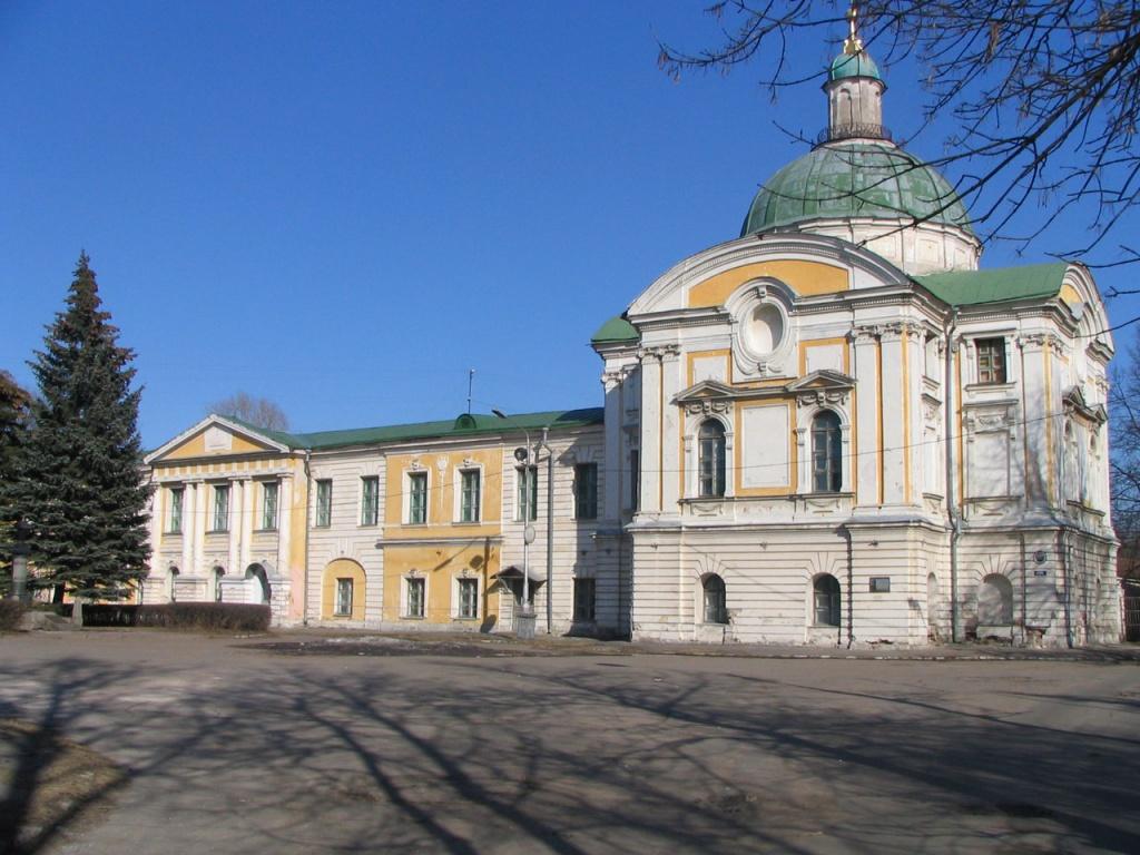 Императорский Путевой Дворец, г. Тверь